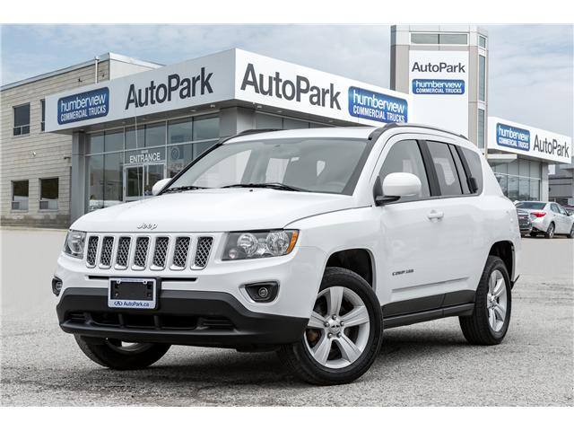 2017 Jeep Compass Sport/North (Stk: APR3276) in Mississauga - Image 1 of 20
