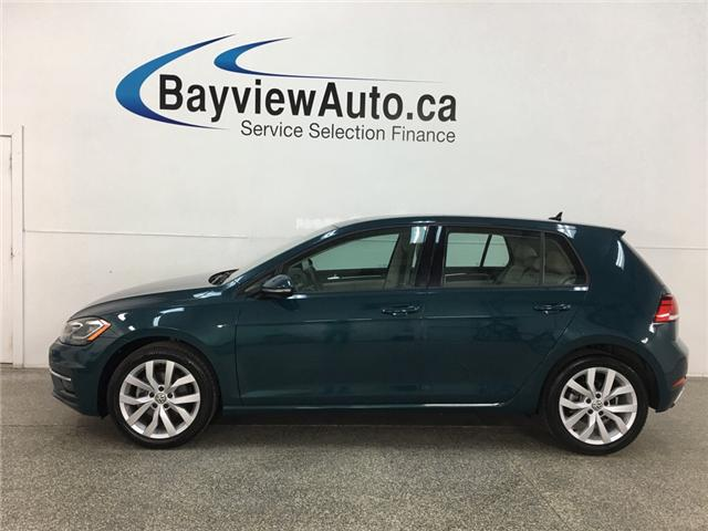 2018 Volkswagen Golf 1.8 TSI Highline (Stk: 35128W) in Belleville - Image 1 of 26