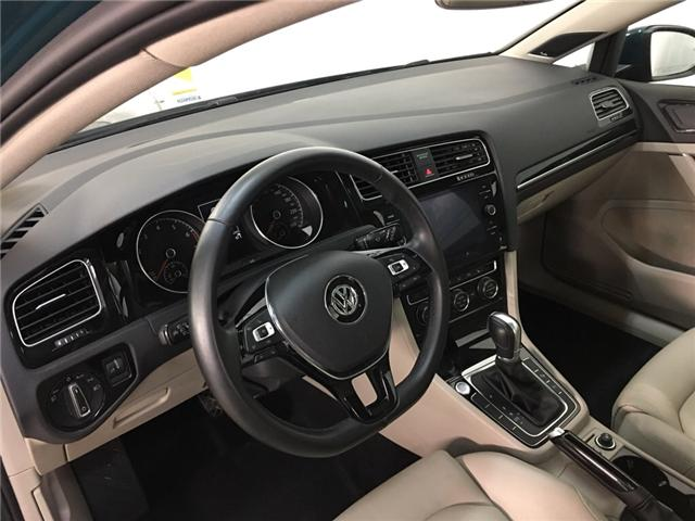 2018 Volkswagen Golf 1.8 TSI Highline (Stk: 35128W) in Belleville - Image 17 of 26