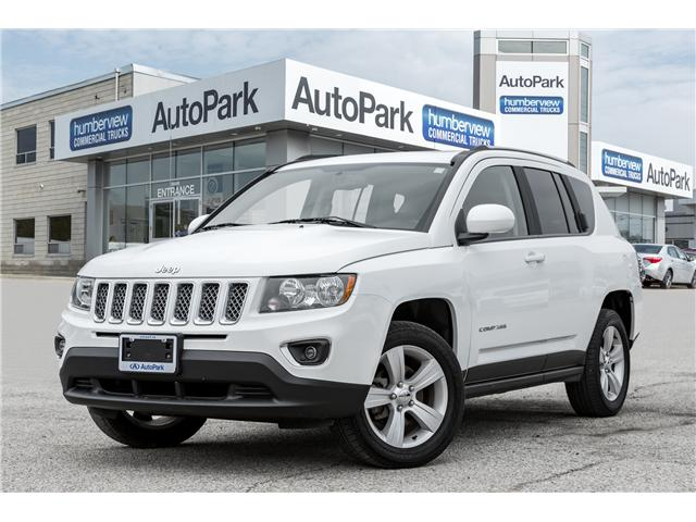 2017 Jeep Compass Sport/North (Stk: APR3317) in Mississauga - Image 1 of 21