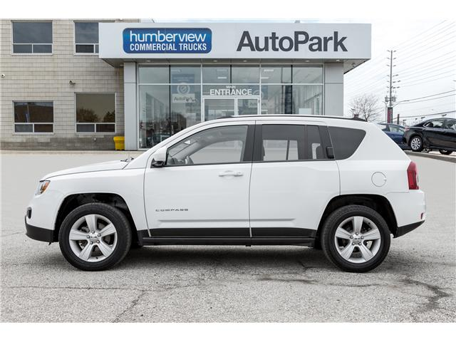 2017 Jeep Compass Sport/North (Stk: APR3317) in Mississauga - Image 3 of 21
