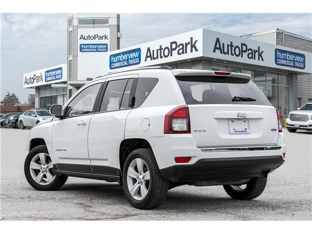 2017 Jeep Compass Sport/North (Stk: APR3317) in Mississauga - Image 5 of 21