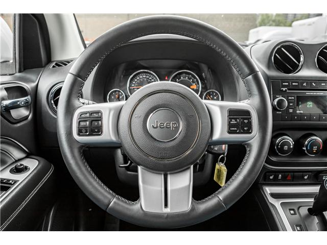 2017 Jeep Compass Sport/North (Stk: APR3317) in Mississauga - Image 9 of 21