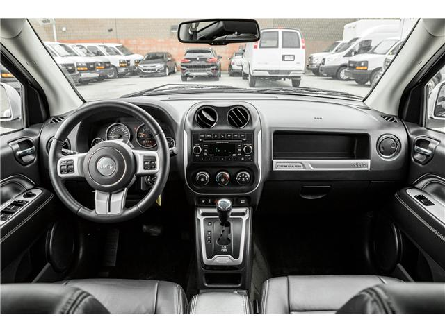 2017 Jeep Compass Sport/North (Stk: APR3317) in Mississauga - Image 19 of 21