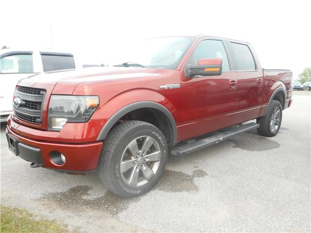 2014 Ford F-150 FX4 (Stk: NC 3751) in Cameron - Image 1 of 14