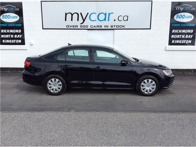 2015 Volkswagen Jetta 2.0L Trendline+ (Stk: 190661) in Kingston - Image 2 of 19