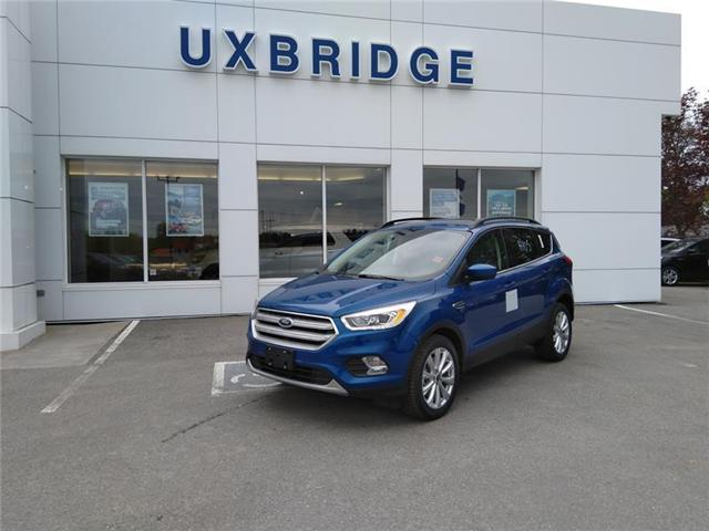2019 Ford Escape SEL (Stk: IES8835) in Uxbridge - Image 1 of 13