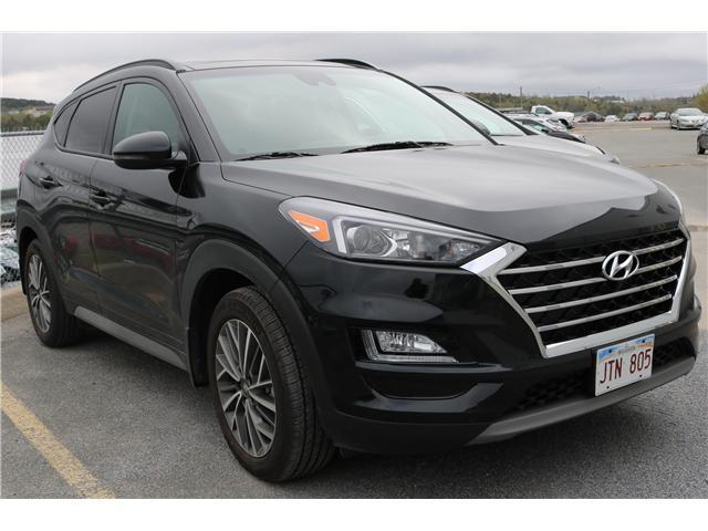 2019 Hyundai Tucson Luxury (Stk: 97585) in Saint John - Image 1 of 2