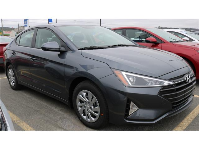 2020 Hyundai Elantra ESSENTIAL (Stk: 02827) in Saint John - Image 1 of 3