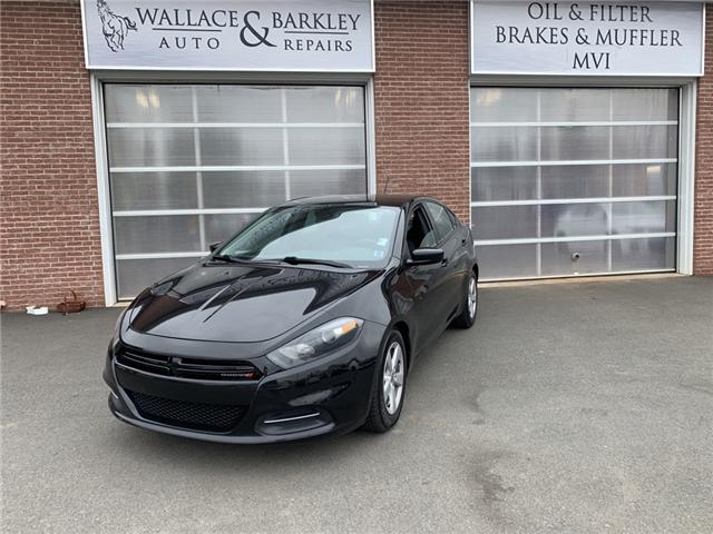 2015 Dodge Dart SXT (Stk: RW-369856) in Truro - Image 1 of 7