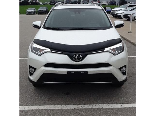 Owen Sound Toyota >> 2018 Toyota Rav4 Limited At 38999 For Sale In Owen Sound