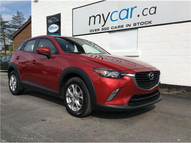2016 Mazda CX-3 GS (Stk: 190714) in North Bay - Image 1 of 21