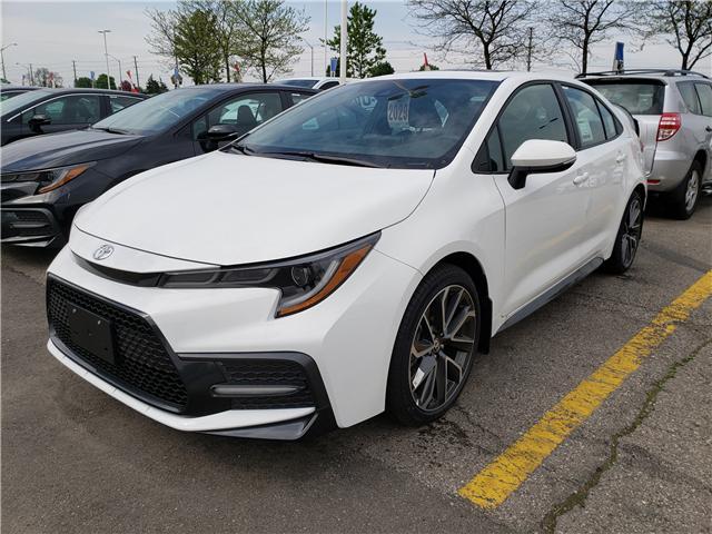 2020 Toyota Corolla SE (Stk: 20-029) in Etobicoke - Image 2 of 11