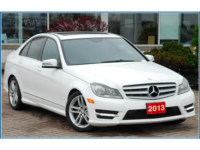 2013 Mercedes-Benz C-Class Base (Stk: 9F1370AJ) in Kitchener - Image 2 of 19