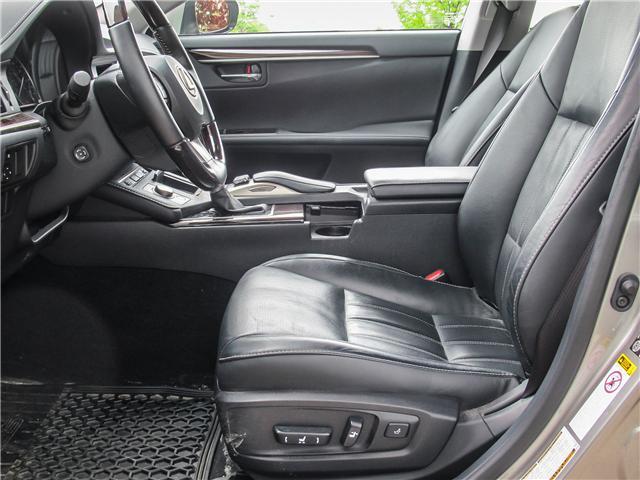 2017 Lexus ES 350 Base (Stk: 12141G) in Richmond Hill - Image 4 of 13