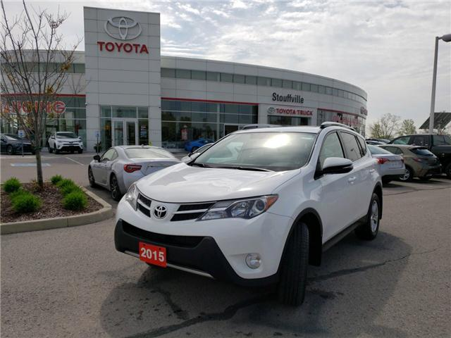 2015 Toyota RAV4 XLE (Stk: P1817) in Whitchurch-Stouffville - Image 1 of 13