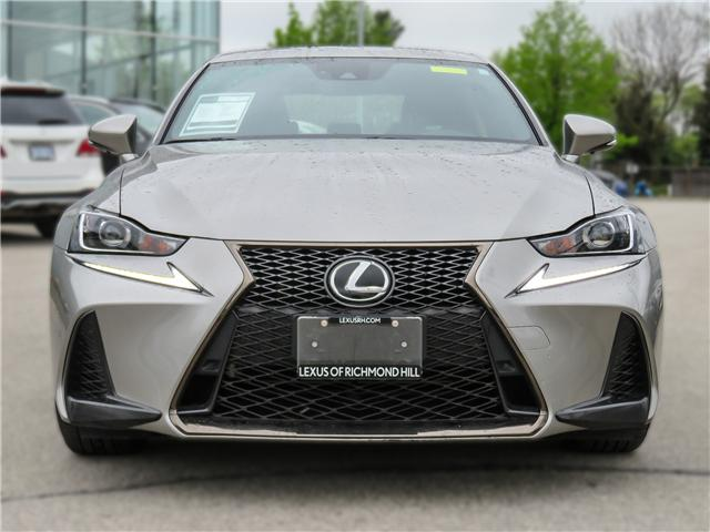 2018 Lexus IS 300 Base (Stk: 12137G) in Richmond Hill - Image 2 of 19