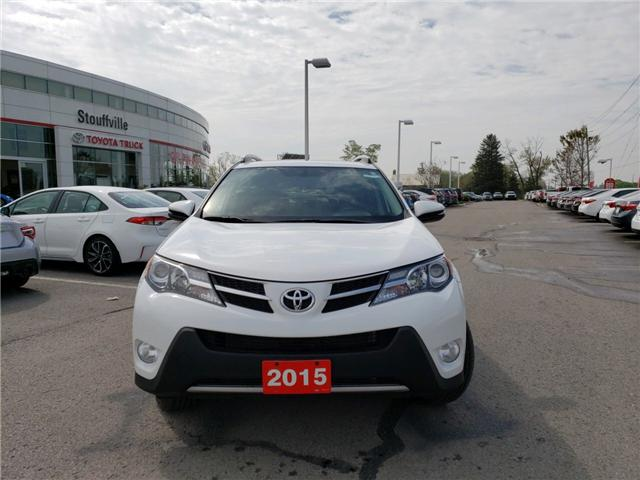 2015 Toyota RAV4 XLE (Stk: P1817) in Whitchurch-Stouffville - Image 2 of 13