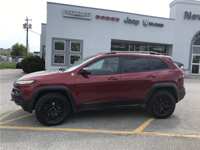2016 Jeep Cherokee Trailhawk (Stk: 24132T) in Newmarket - Image 2 of 22
