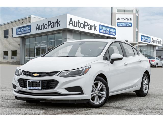 2017 Chevrolet Cruze LT Auto (Stk: APR3304) in Mississauga - Image 1 of 20