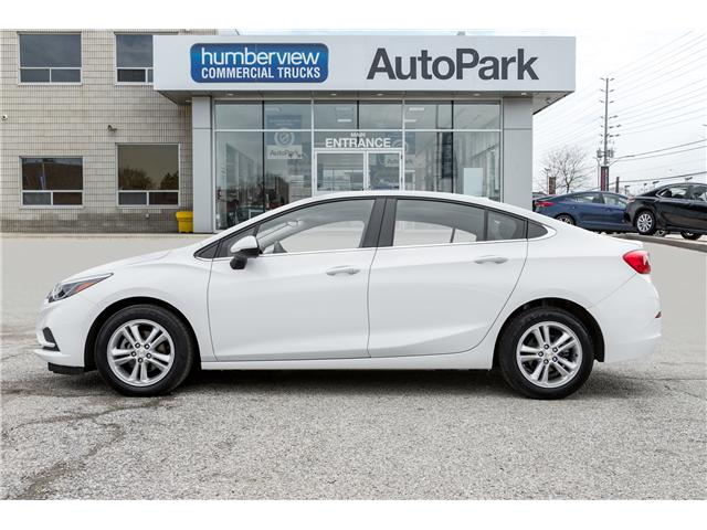 2017 Chevrolet Cruze LT Auto (Stk: APR3304) in Mississauga - Image 3 of 20