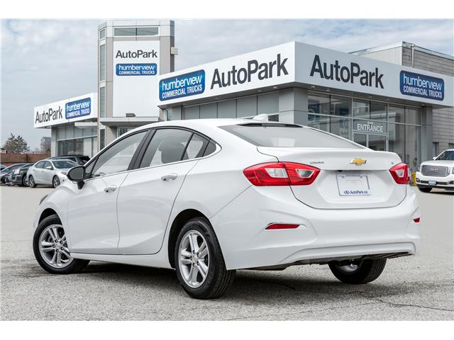2017 Chevrolet Cruze LT Auto (Stk: APR3304) in Mississauga - Image 5 of 20