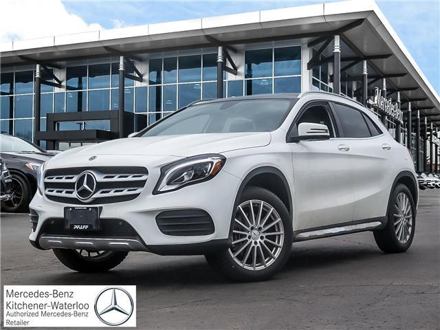 2019 Mercedes-Benz GLA 250 Base (Stk: 38711D) in Kitchener - Image 1 of 17