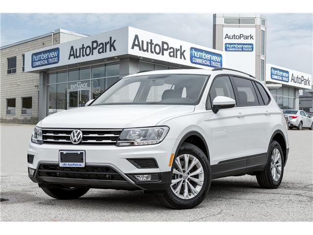 2018 Volkswagen Tiguan Trendline (Stk: APR3252) in Mississauga - Image 1 of 21