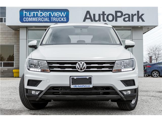 2018 Volkswagen Tiguan Trendline (Stk: APR3252) in Mississauga - Image 2 of 21