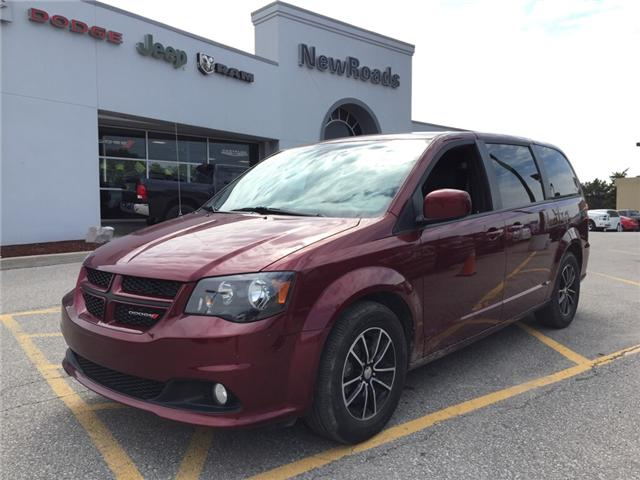 2018 Dodge Grand Caravan GT (Stk: 24141P) in Newmarket - Image 1 of 21