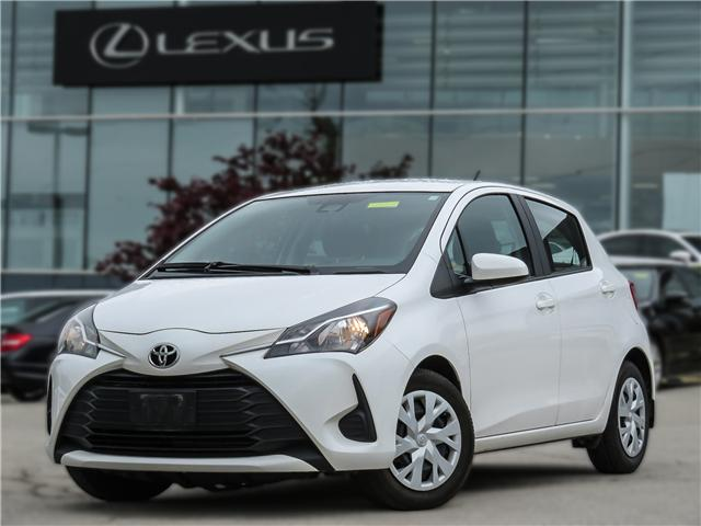 2018 Toyota Yaris LE (Stk: 12166G) in Richmond Hill - Image 1 of 18