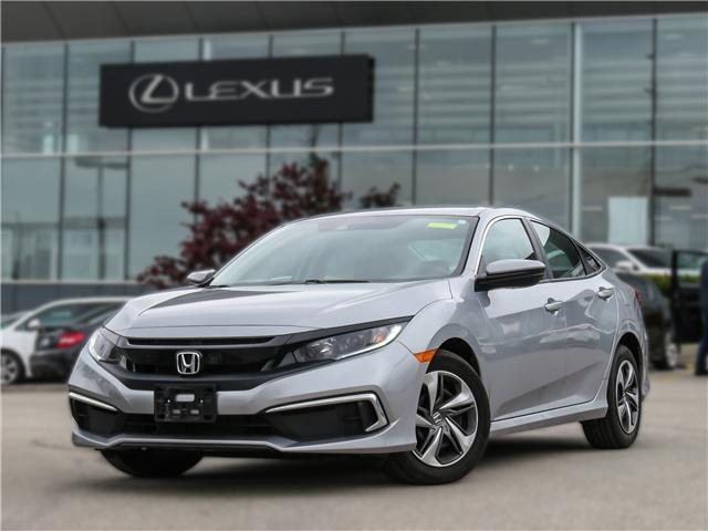 2019 Honda Civic LX (Stk: 12151G) in Richmond Hill - Image 1 of 17