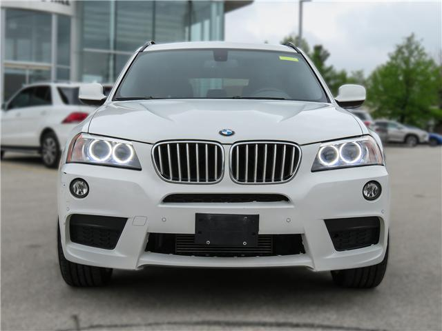 2014 BMW X3 xDrive28i (Stk: 12153G) in Richmond Hill - Image 2 of 20