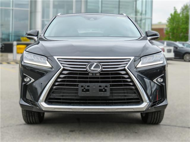 2018 Lexus RX 350L Luxury (Stk: 12116G) in Richmond Hill - Image 2 of 19