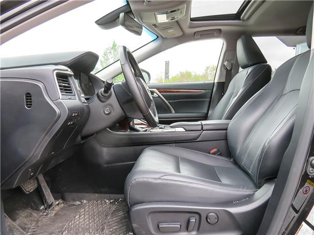 2018 Lexus RX 350L Luxury (Stk: 12116G) in Richmond Hill - Image 8 of 19