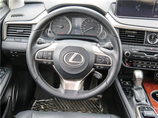 2018 Lexus RX 350L Luxury (Stk: 12116G) in Richmond Hill - Image 9 of 19