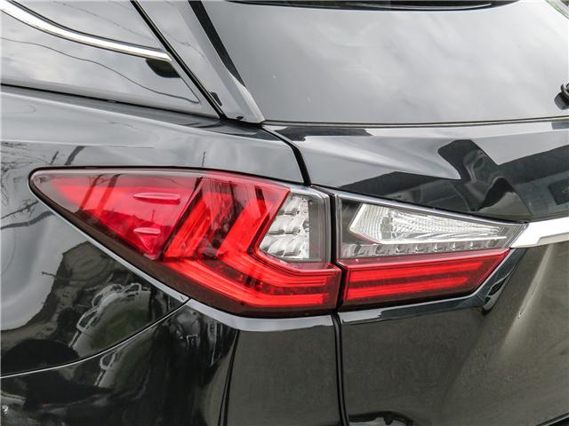 2018 Lexus RX 350L Luxury (Stk: 12116G) in Richmond Hill - Image 15 of 19