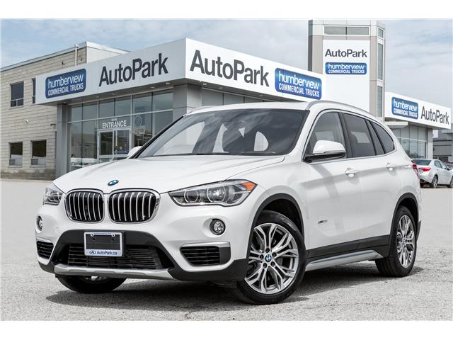 2017 BMW X1 xDrive28i (Stk: ) in Mississauga - Image 1 of 21