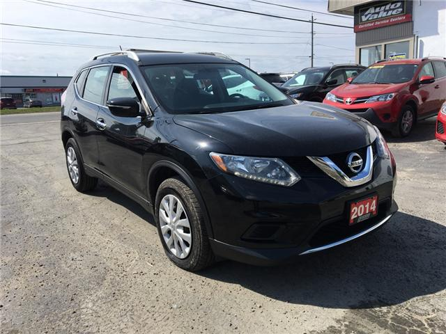 2014 Nissan Rogue S (Stk: ) in Garson - Image 1 of 11