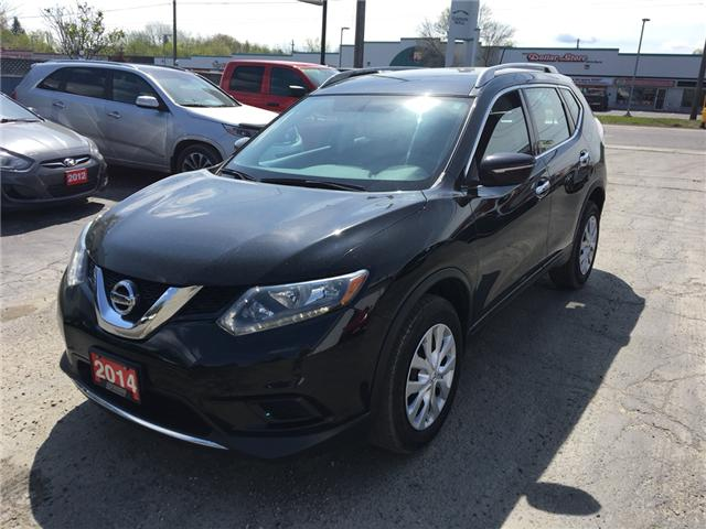 2014 Nissan Rogue S (Stk: ) in Garson - Image 2 of 11