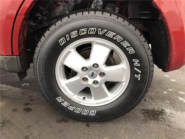 2012 Ford Escape XLT (Stk: I12271) in Thunder Bay - Image 10 of 12