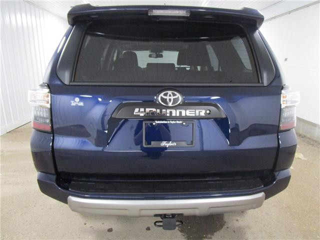 2019 Toyota 4Runner SR5 (Stk: 193641) in Regina - Image 9 of 25