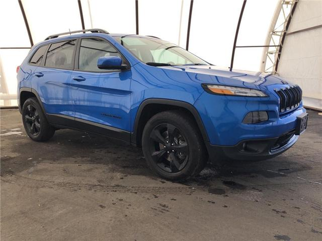 2018 Jeep Cherokee Limited (Stk: IU1379) in Thunder Bay - Image 1 of 15
