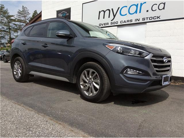 2018 Hyundai Tucson SE 2.0L (Stk: 190589) in Richmond - Image 1 of 21
