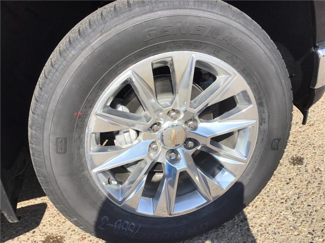 2019 Chevrolet Silverado 1500 LTZ (Stk: 201855) in Brooks - Image 19 of 21