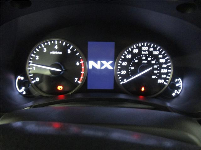 2015 Lexus NX 200t Base (Stk: 127123  ) in Regina - Image 17 of 31