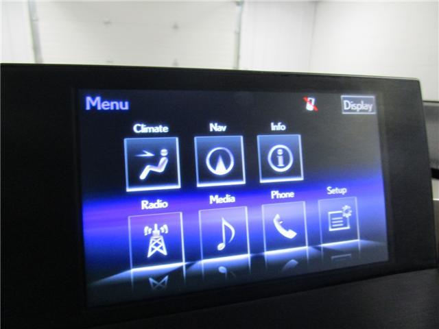 2015 Lexus NX 200t Base (Stk: 127123  ) in Regina - Image 19 of 31