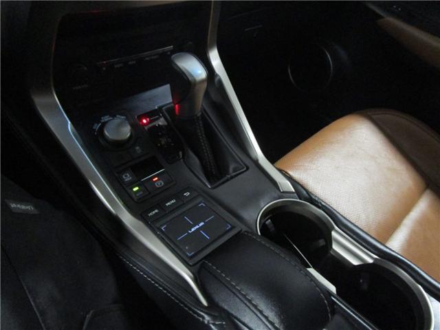2015 Lexus NX 200t Base (Stk: 127123  ) in Regina - Image 24 of 31
