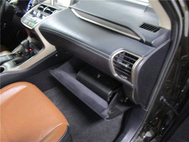 2015 Lexus NX 200t Base (Stk: 127123  ) in Regina - Image 25 of 31