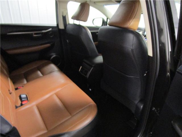 2015 Lexus NX 200t Base (Stk: 127123  ) in Regina - Image 28 of 31
